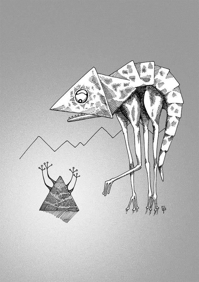 Un brave trianguloïde